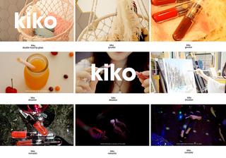 kiko口红广告